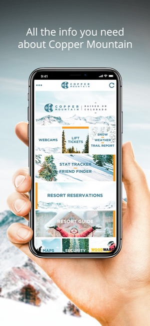 Copper Mountain Resort on the App Store