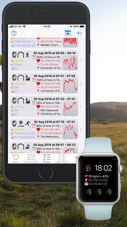 Cardio Zones. screenshot-7
