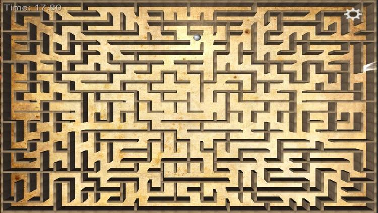 RndMaze - Maze Classic 3D screenshot-3