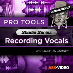 Recording Vocals Course By AV