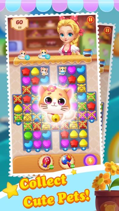 Cake Jam Drop - New Match Game screenshot 6