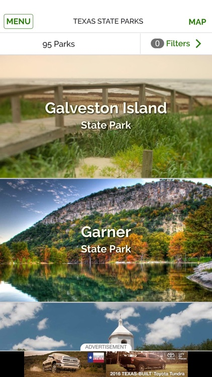 Texas State Parks Guide