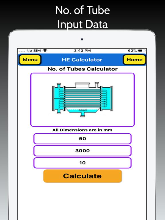 Heat Exchanger Area Pro screenshot 15