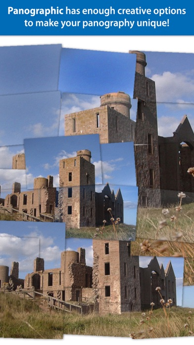 Panographic Photo Screenshots