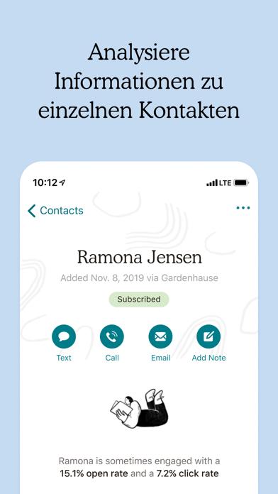 Mailchimp Marketing & CRMScreenshot von 3