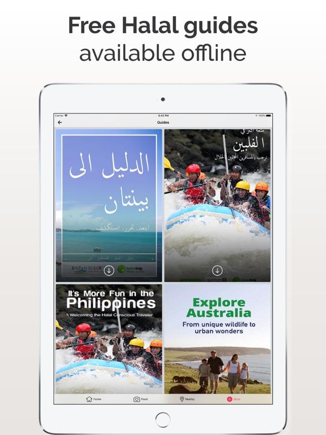 Halal Trip: Food Travel Prayer on the App Store