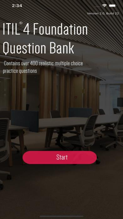 ITIL v4 Exam Foundation screenshot 1