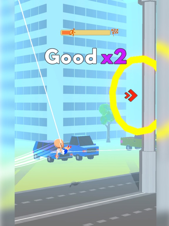 Swing Jumper! screenshot 8