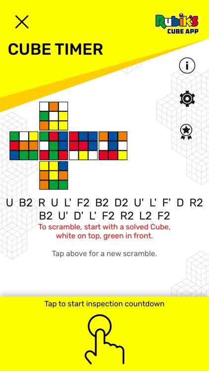 Rubik's Official Cube screenshot-8