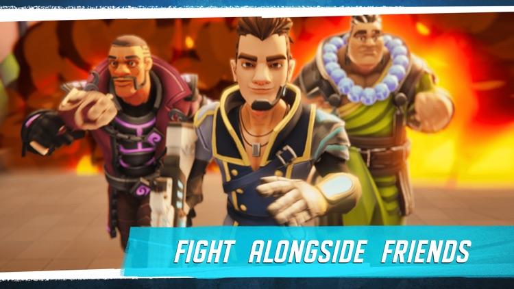 Heroes of Warland: Fun shooter screenshot-0