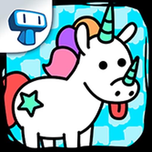 Unicorn Evolution Clicker Game