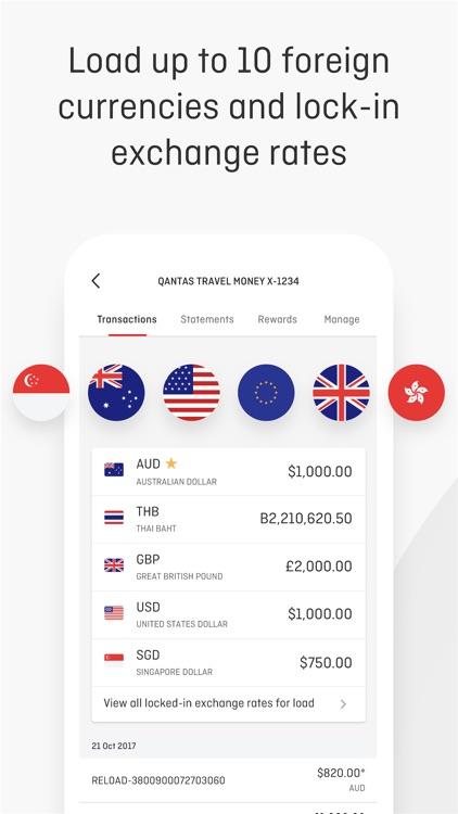 Qantas Money screenshot-4