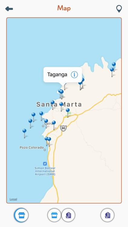 Santa Marta Travel Guide screenshot-3