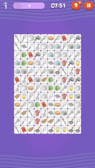 Mahjong Cook screenshot 1