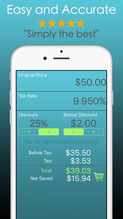 Discount Calculator PRO % SALE
