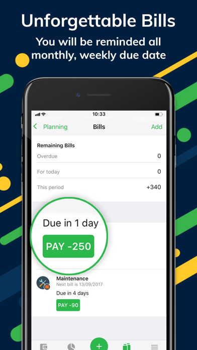 Screenshot for Money Lover +: Expense Tracker in Peru App Store