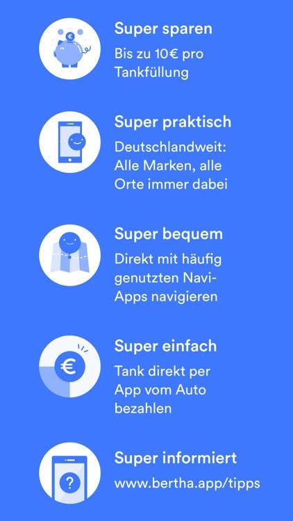 Bertha - Deine Tank-App screenshot-6