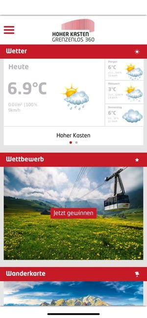 Hoher Kasten على App Store
