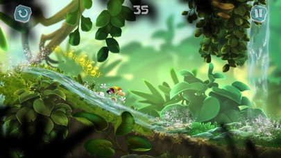 Rayman Mini screenshot 1