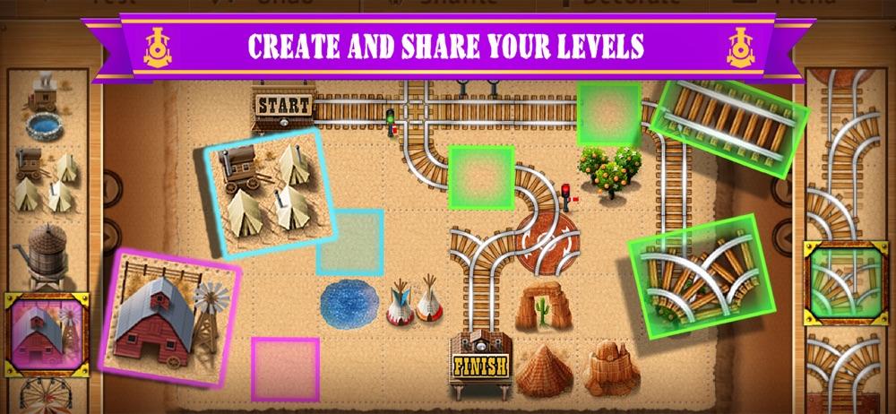 Rail Maze 2 : Train Puzzler hack tool