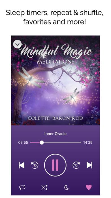 Mindful Magic Meditations screenshot two