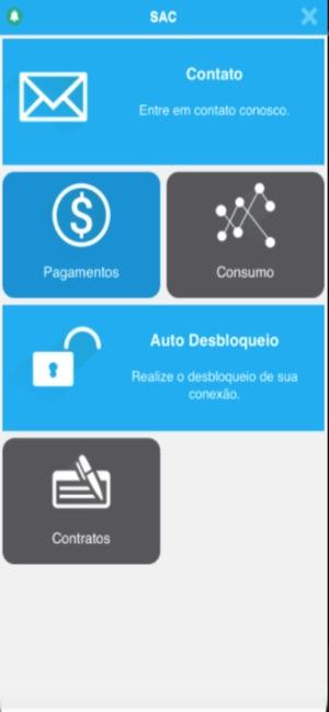 Minha Megalink na App Store