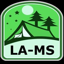 Louisiana – Camps & RV Parks