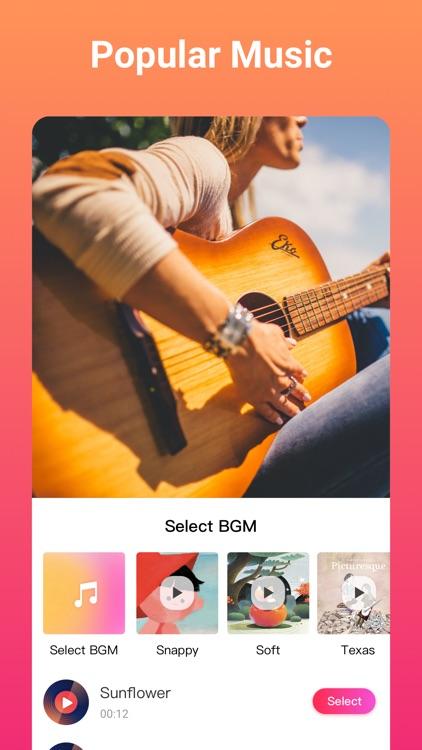 Slideshow Maker (SlidePlus) screenshot-5