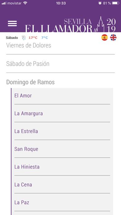 download El Llamador de Sevilla 2019 apps 1
