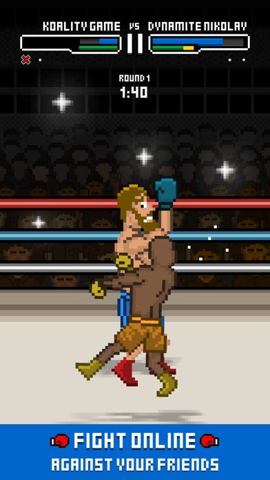 Screenshot from Prizefighters