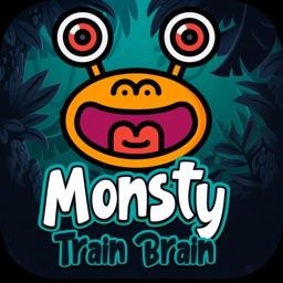 Monsty - Train Brain