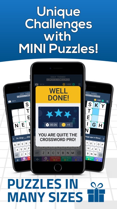 Daily Themed Crossword Puzzle for windows pc