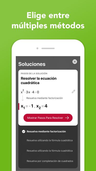 Descargar Photomath para Android