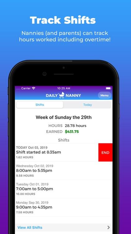 Daily Nanny screenshot-6