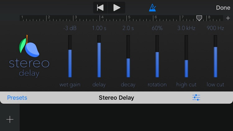 Stereo Delay screenshot-2