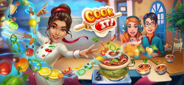 best cooking games iphone