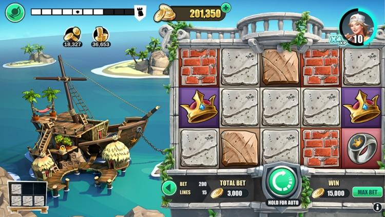 Castle Builder Slots