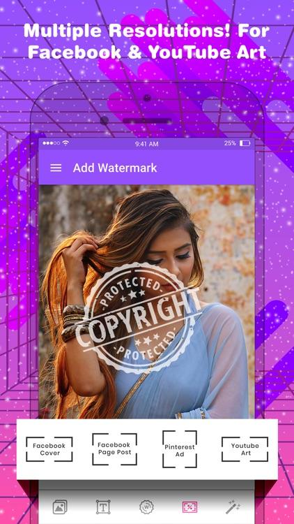Add Text on Photo with Sticker screenshot-6