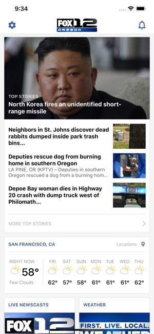 FOX 12 Oregon on the App Store