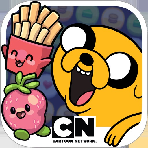 Cartoon Networks Match Land
