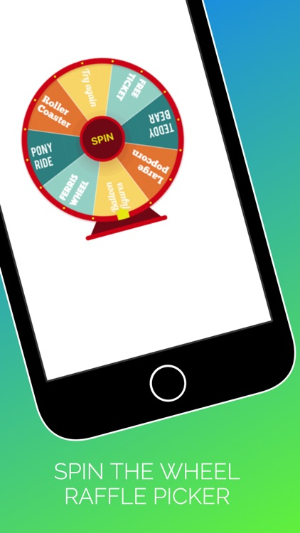 Spin the Wheel Decision maker?