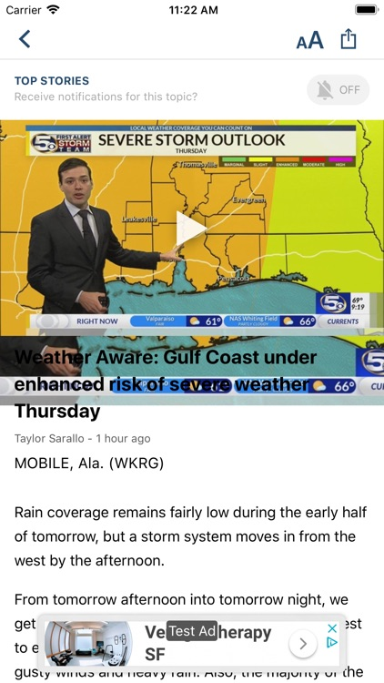 WKRG News 5 - Mobile, AL News by Media General