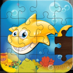 Animal Puzzles & Shape Builder