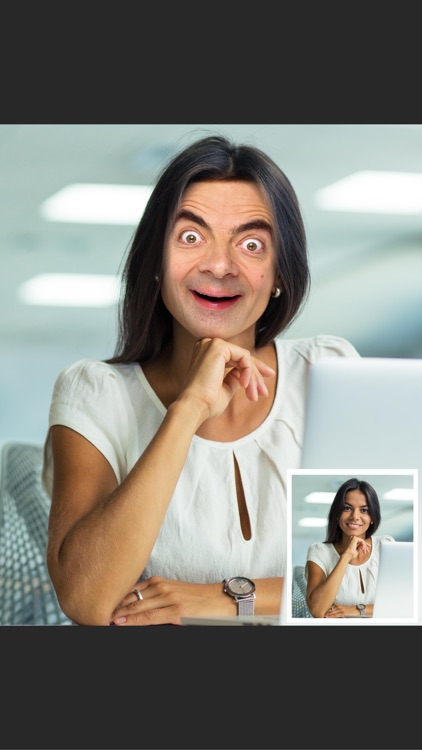 Faceover: Photo Face Swap screenshot-3