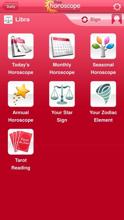 My Daily Horoscope © screenshot-3