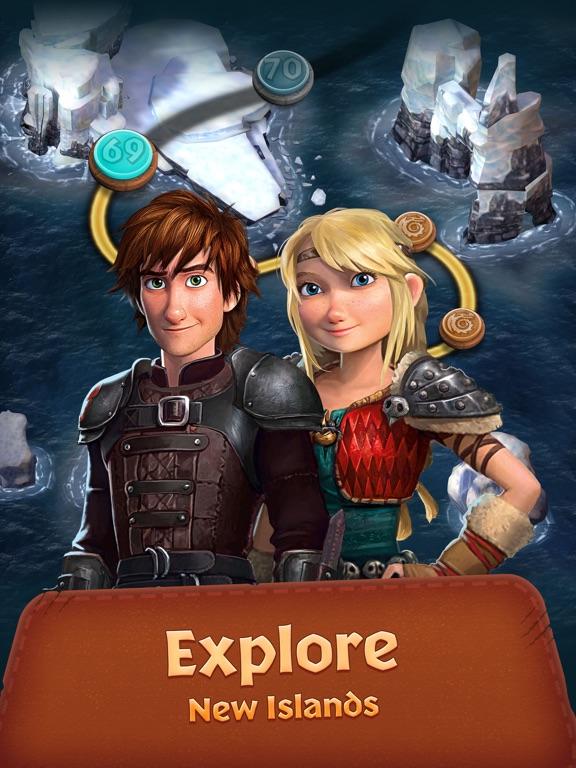 Dragons: Titan Uprisingのおすすめ画像6