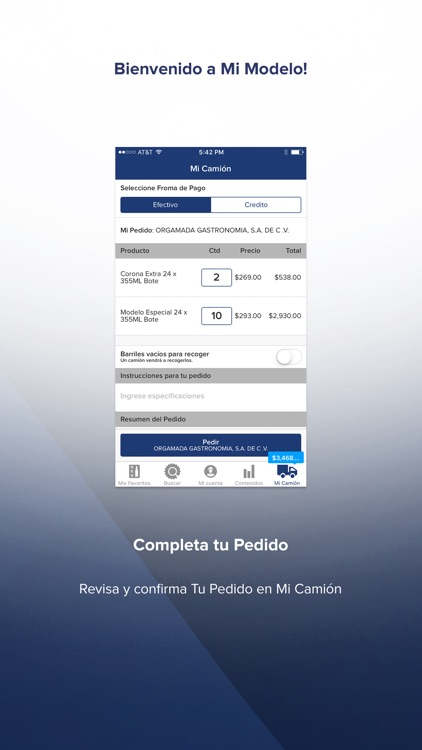 Mi Modelo screenshot-3