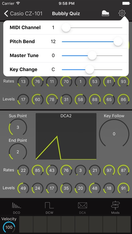 CZ Touch screenshot-4
