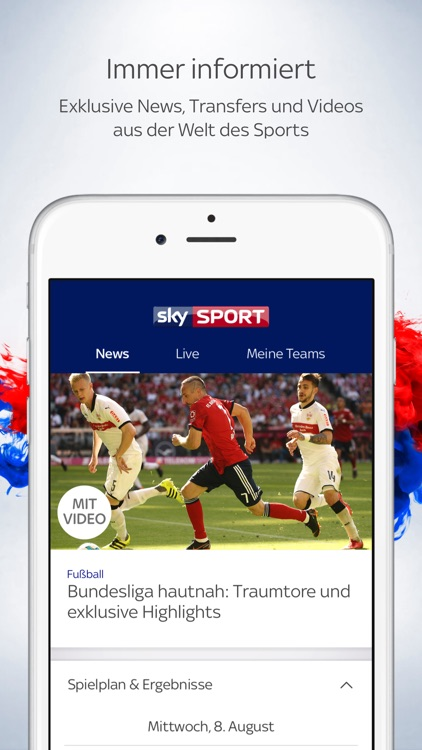 Sky Sport Fussball News Mehr By Sky
