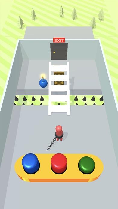 Rescue Bomb - Action Puzzle screenshot 1